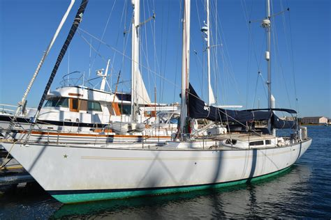 x sailboats for sale 1972 custom aeromarine 50 sail boat for sale www