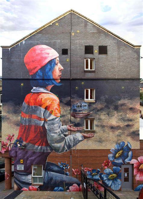 graffiti wallpaper glasgow a brief history of scottish graffiti and street art