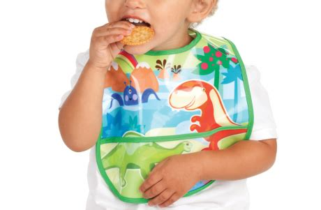 Bib Karakterclemek Makan Bayialas Baju Bayi Saat Makan munchkin bib celemek makan bayi asibayi
