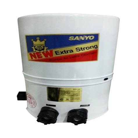 Pompa Air Sanyo 125 Wat jual sanyo jet p h 130 b pompa air harga