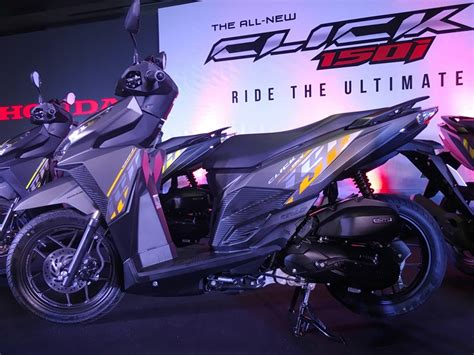 Pcx 2018 Thailook by Look All New Honda Click 150i Hardwarezone Ph