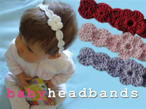free patterns and instruction on making flower hair clips 17 best ideas about crochet baby headbands on pinterest