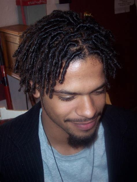 Galerry hairstyle for black men with short hair