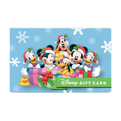Gift Cards Fab - your wdw store disney collectible gift card fab 6 grateful for gifts