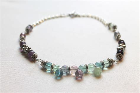 wire wrapping for beginners day 15 beaded necklace with