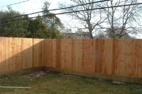 backyard wood fence how do i construct a wooden fence fences