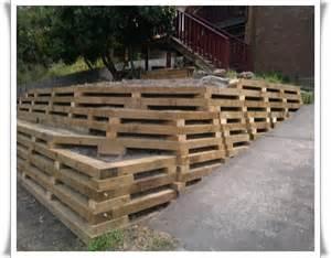 Landscape Timber Design Plans Landscape Timber Design Ideas Image Mag