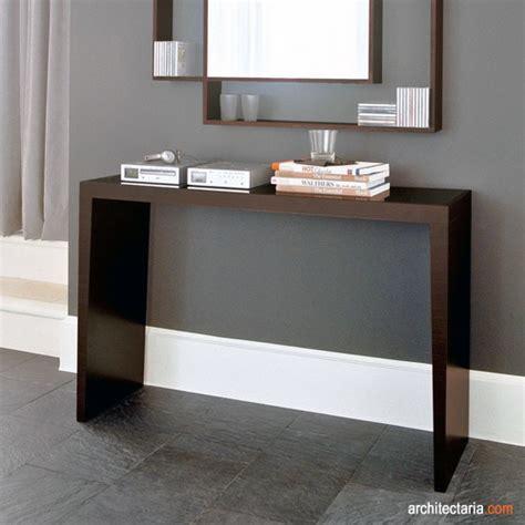 desain meja foyer rumah harmonie contoh desain rumah minimalis sederhana