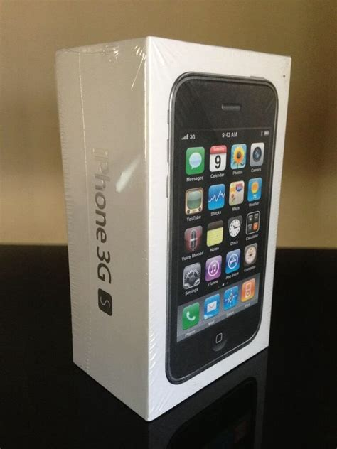 new sealed factory unlocked apple iphone 3gs 32gb white gsm sim card ebay