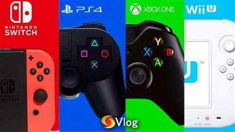 nintendo switch vs ps4 vs xbox one vs wii u 191 que consola comprar review espa 241 ol