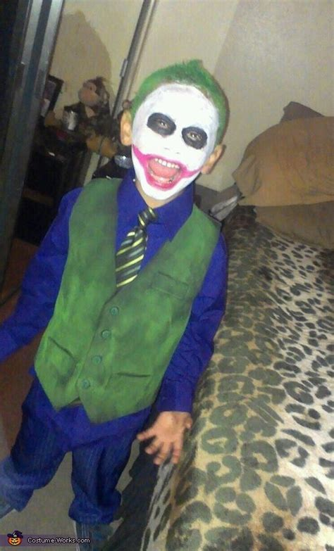 joker halloween costume contest  costume workscom