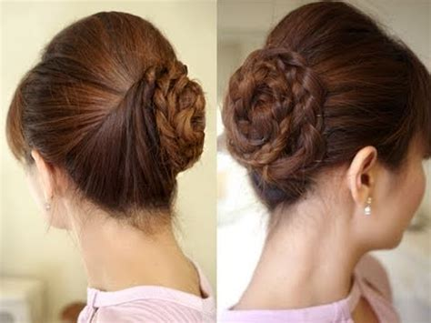 youtube tutorial updo hair tutorial formal prom hair updo youtube