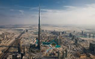 Dubai To World The Impressive Burj Khalifa Dubai Uae World For Travel