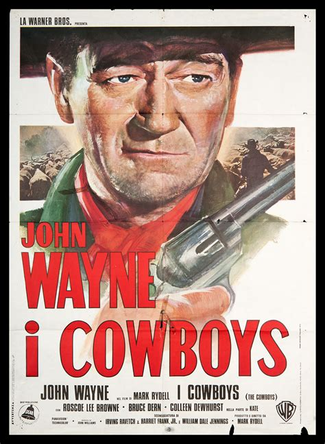 film cowboy italy john wayne foreign posters 1960s 1970s fff movie poster