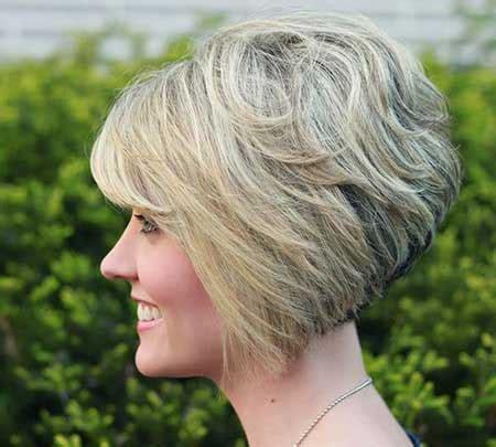 short stacked wavy bob 2013 2013 best bob cuts short hairstyles 2017 2018 most