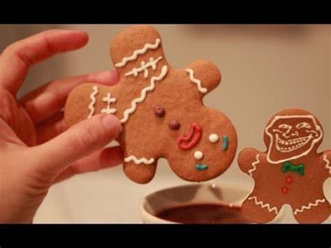 imagenes de navidad galletas de jengibre v 237 deo de galletas de jengibre