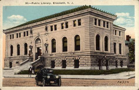 Post Office Elizabeth Nj by Library Elizabeth Nj
