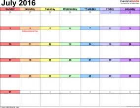 july 2016 calendar with lines calendar template 2017