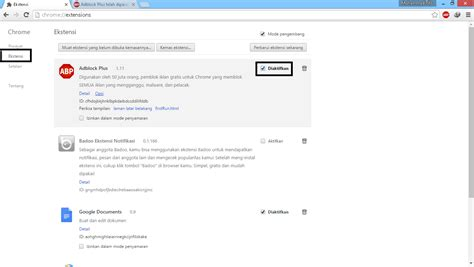 chrome banyak iklan cara memblokir iklan di google chrome dunia ilmu