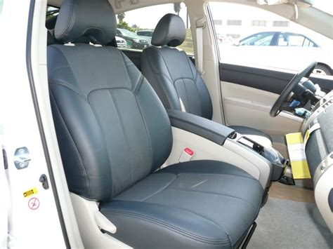 2011 toyota prius car seat covers clazzio covers 2004 2011 toyota prius hybrid leather