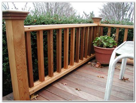 patio railing designs patio deck railing designs decks home decorating ideas