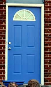Blue Front Door Meaning The Front Door Trend Or Symbol Perez