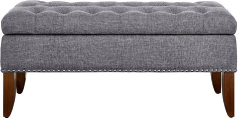 tufted storage bed grey button tufted storage bed bench from pulaski coleman furniture