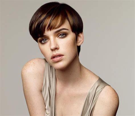 cortes de cabello corto dama cortes de pelo y peinados 2010