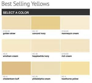 benjamin best selling colors by room best selling popular shades of yellow gold paint