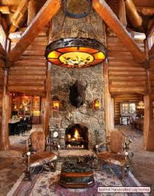 Log Home Decorations Log Home Decor Images