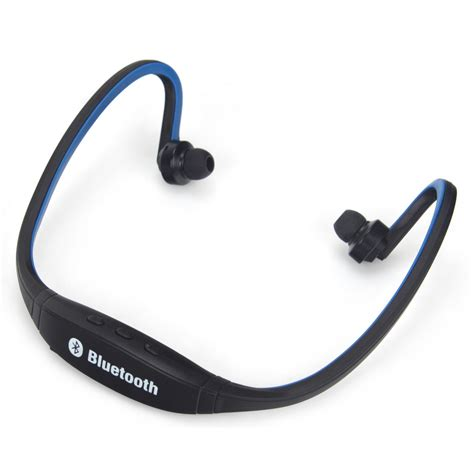 Bluetooth 4 0 Headset sport wireless original s9 support tf card handfree