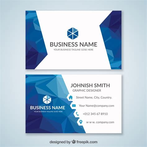 free college student business card template college logo vectors photos and psd files free