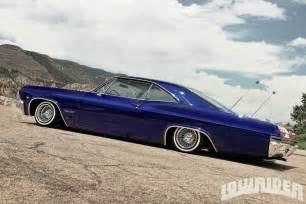 Chevrolet Ss Impala 1965 Chevrolet Impala Ss Lowrider Magazine