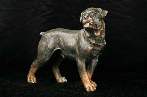 rottweiler statue bronze rottweiler statue dogs german breeds