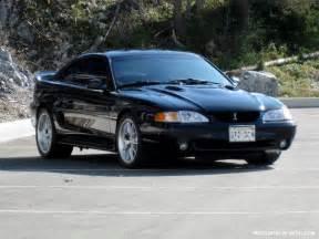 1996 Ford Mustang Cobra 1996 Ford Mustang Cobra 1 4 Mile Drag Racing Timeslip