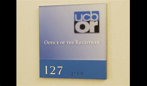 office of the registrar lahue and associates