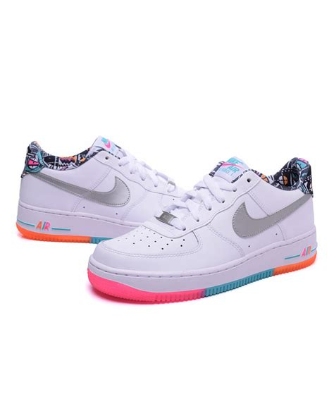 Nike Air One Af 1 Rainbow nike air 1 rainbow holographic running