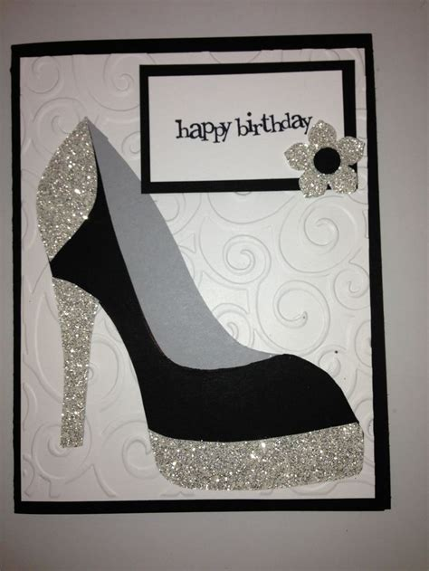 high heel template for cards pin by on scrapbooking card
