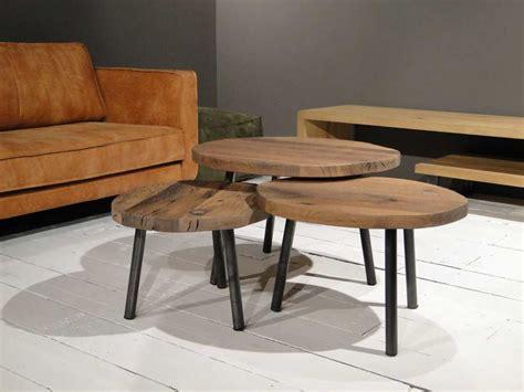 ronde salontafel hout ikea ronde houten salontafel salontafel vintage x label with