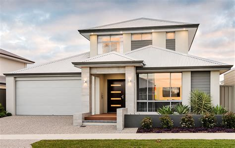the tranquility perth display home by express two storey