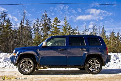 2009 Jeep Patriot Sport 2009 Jeep Patriot Sport 4x4 Jeep Colors