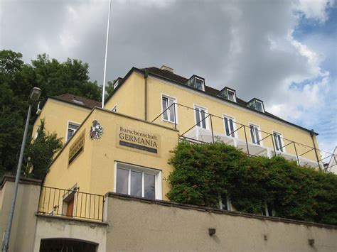haus germania burschenschaft germania t 252 bingen