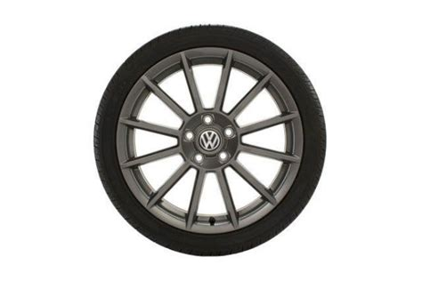 volkswagen golf gti wheel options