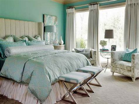 decoration cottage bedroom decorating ideas with blue