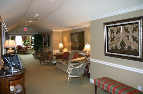 interior of homes pictures funeral home jst architects