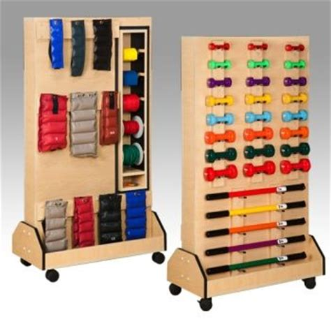 used physical therapy equipment rehabilitation equipment dual rac physical therapy equipment rack