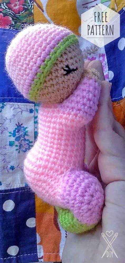amigurumi baby  pattern crochet baby