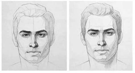 imagenes de rostros para dibujar a lapiz tristes forma basica para dibujar rostros a lapiz paso a paso 3