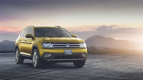volkswagen car wallpaper 2018 volkswagen atlas wallpaper hd car wallpapers id 7116