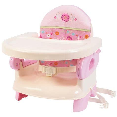 summer infant deluxe comfort booster summer infant deluxe comfort folding booster in pink